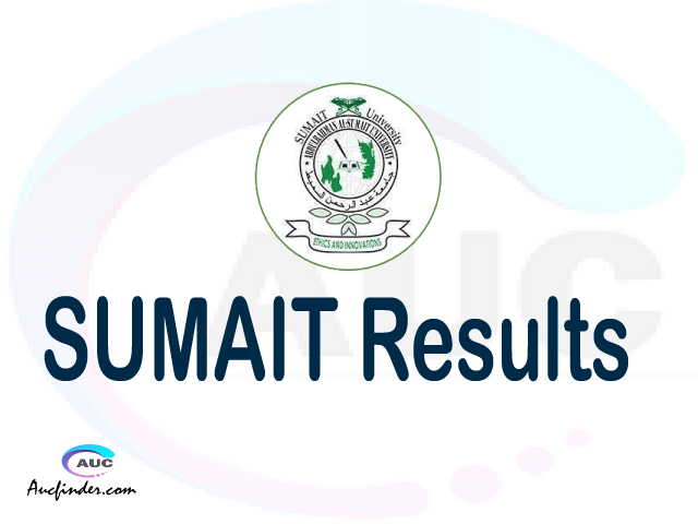 STAR SUMAIT results, SUMAIT STAR Results today, SUMAIT Semester Results, SUMAIT results, SUMAIT results today