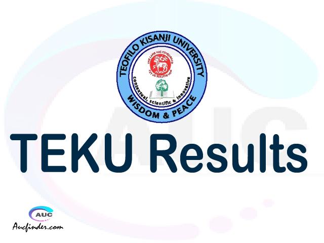 TAIS TEKU results, TEKU TAIS Results today, TEKU Semester Results, TEKU results, TEKU results today