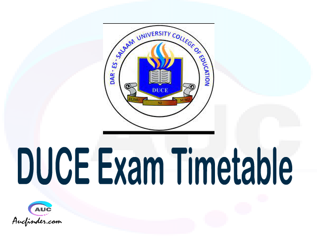 DUCE Examination Time Table-, DUCE UE timetable, UE timetable DUCE, DUCE supplementary timetable, DUCE UE timetable second semester, DUCE supplementary timetable
