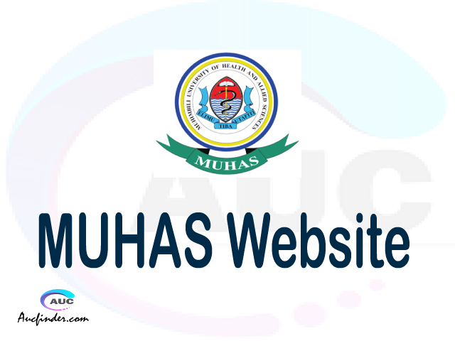 MUHAS website, www.MUHAS.ac.tz, Muhimbili University of Health and Allied Sciences website, MUHAS official website, website ya chuo cha MUHAS Muhimbili University of Health and Allied Sciences